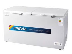 Freezer Enxuta Fhenx520 Horizontal 400 Lts