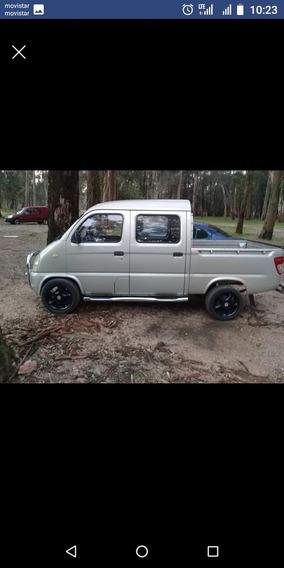 Faw Doble Cabina Brio Pickup