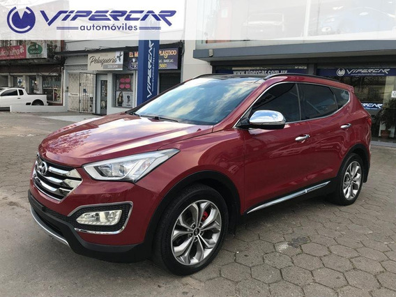 Hyundai Grand Santa Fé Gls 4wd At 2015