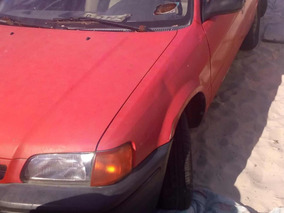 Toyota Tercel Chocado Con Deuda