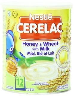 Nestlé Cerelac Miel Y Trigo Con Leche De 12 Meses 1411 On
