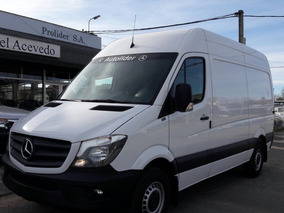Mercedes Benz Sprinter 415 Cdi 2017