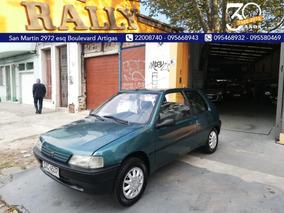 Peugeot 106 Año 1995 Financio Permuto
