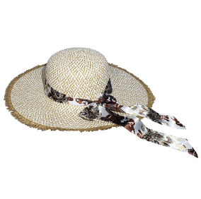 673528ca2c8e8 Sombreros Para Playa Dama - Sombreros para Mujer en Mercado Libre ...