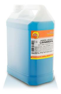 Jabón Líquido Para Lavarropas 10 Litros - Prolimpio