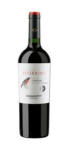 Vino Bisquertt Petirrojo Carmenere 750 Ml