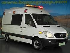 Ambulancias M-benz Sprinter 2.1 415 Furgon 3250 Tn V2 Aa