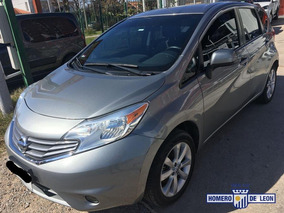 Nissan Note Advance Mt 2013 Inmaculado!