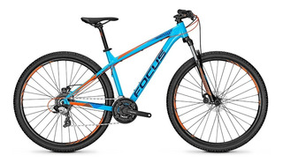 Bicicleta Montaña Focus Whistler Core 29 24g