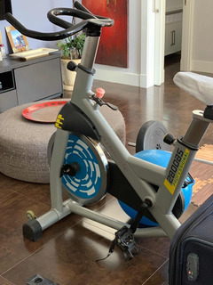 Bicicleta Spinning Profesional 28000 Bs Athletic