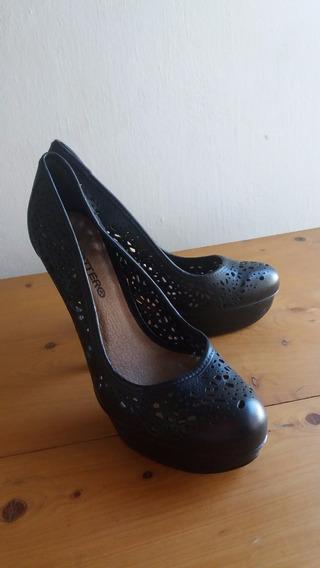Zapatos Negros Bottero