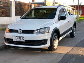 Volkswagen Saveiro G6 1.6 Gp Ce 101cv Safety+pack High 2014
