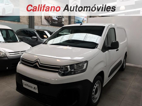 Citroën Berlingo New K9 1.6 Hdi 90hp Doble Portón. 2020 0km
