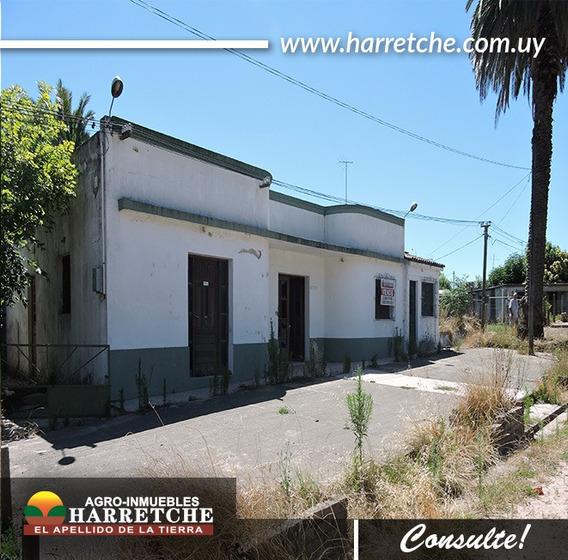 Vendo Casa Juanicó Ideal Comercio Inmobiliaria Harretche