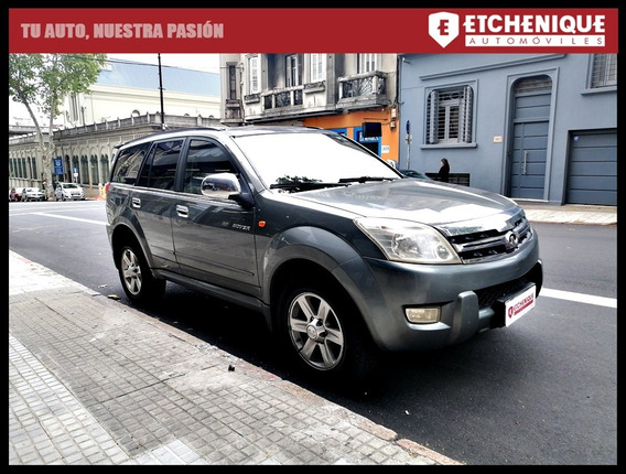Great Wall Haval H5 Hover 4x4 Extra Full Etchenique