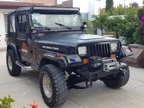 Jeep Wrangler 2.5 Se Techo Lona At 1996