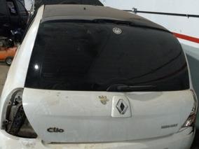 Renault Clio Full 1.2 Chocado En Marcha Con 08! No Es Baja
