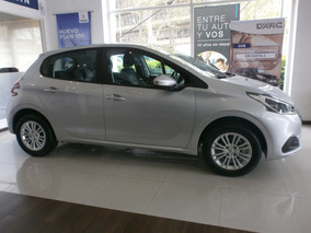 Peugeot 208 0km Plan Adjudicado $123.000 Y Ctas - Darc Autos