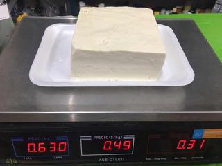 Tofu Artesanal Con Soja Orgánica