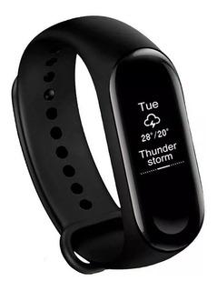 Reloj Inteligente Tipo Mi Band 3 Gym Presion Android Pulsera