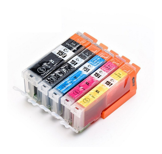 Cartuchos Compatibles Canon Ip7210,mg5510. Pack De 5 Colores