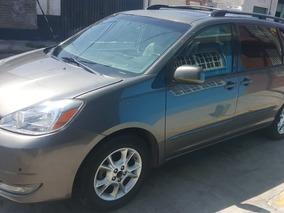 Toyota Sienna Xle Piel Limited Qc Dvd At