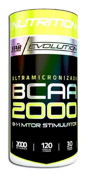 Star Nutrition Bcaa 2000