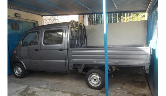 Camioneta Faw Doble Cabina Larga,unica Dueña