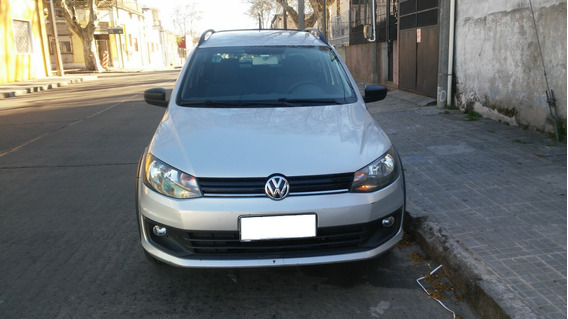 Volkswagen Saveiro Full Doble Cabina 2016 Excelente Estado