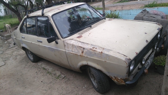 Ford Escort 1.6 Gl 1978
