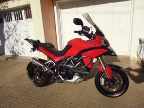 Ducati Multistrada 1200 S Full -con 3 Baules - 2014 Tuamoto