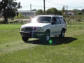 Ford Explorer 4.0 Xlt 4x2 Año 2000 Automàtica, Original