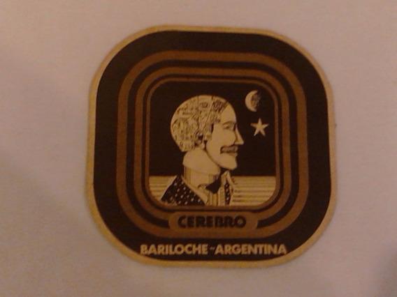 Posavaso Boliche Boite Cerebro Bariloche Años 80s