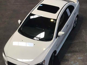 Mitsubishi Lancer Ex Gt-s 2.0 2015 Automático 45.000 Kms