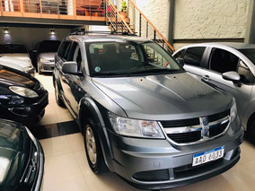 Dodge Journey 2.4 Se Ee At 2009 50% Financiado Hangar Motors