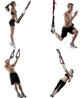 Jillian Michaels Rip60 Fitness Trx Sin Pesas En Ksa