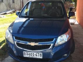 Chevrolet Sail 1.4 Extra Full 2015