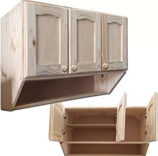Muebles De Cocina Madera - Amoblamientos en Mercado Libre ...