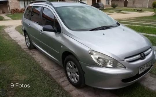 Peugeot 307 Break 1.6 Xr 2004