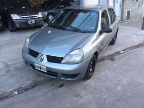 Renault Clio 1.5dci Confort Año 2007 $95.000.-