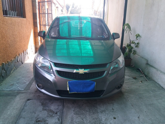 Chevrolet Sail 1.4 Ltz 2014