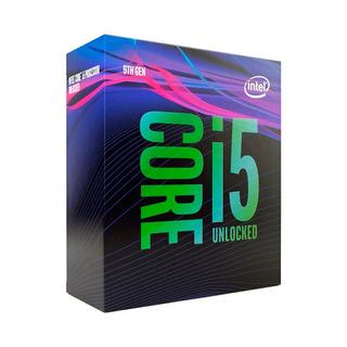 Procesador Cpu Intel Core I5 9600k 9na 1151 Sin Fan
