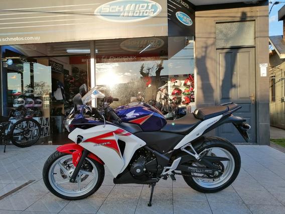 Honda Cbr250 Con Abs Como Cero Km Sin Detalles Siquiera