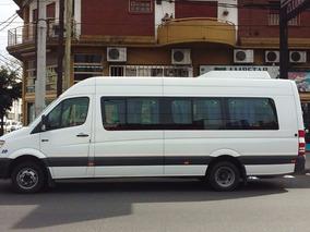 Minibus Sprinter 19+1 515 Año 2015