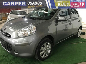Nissan March 1.6 Advance Mt 2012 Muy Buen Estado