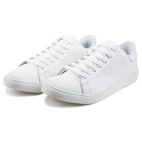 100% de garantía de satisfacción elegir original estilo de moda Zapatillas Dc Blancas Cuero Urbanas Ropa Indumentaria ...