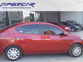 Nissan Versa Full 3000 Y Cuotas Impecable Estado! 2014