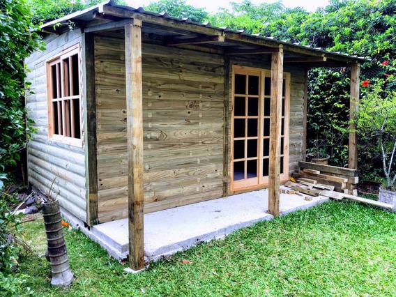 Cabañas Prefabricadas Parque Del Plata