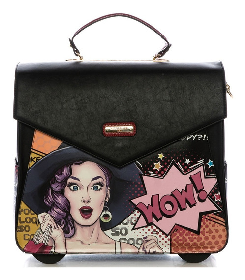 Carry-on Nicole Lee -wow- Rt1505