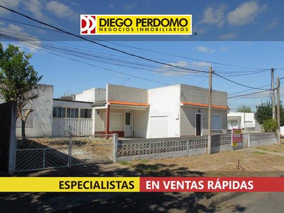Casa De 2 Dormitorios En Venta, San José De Mayo
